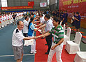 [组图]全国老健会网球交流活动落幕 领导嘉宾颁奖