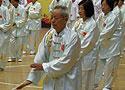 [组图]太极拳(剑)活动开幕表演 张三丰养生太极拳