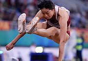 [组图]-许小令夺十二运会田径女子跳远冠军