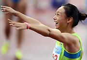 [组图]-第十二届全运会 女子400米栏肖霞夺冠