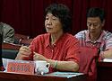[组图]云南省老体协常务副主席蒋绍敏参加组委会
