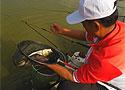 [组图]二届老健会钓鱼交流活动开钓 钓友现场风采