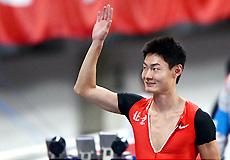 [视频]-全运会男子200米冠军张培萌:未想破纪录