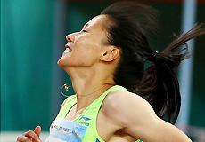 [视频]-全运女子200米冠军蒋兰:告别赛不满成绩