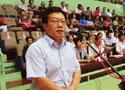 [组图]河南省体育局副局长景劲松讲话