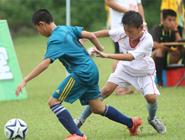2013校园足球夏令营清远营区进球集锦