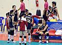 女排亚锦赛季军争夺战 中国队2比3不敌韩国获第四名