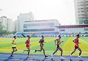 老骥伏枥志在千里 第14届全国老将田径锦标赛举行