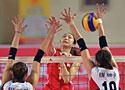 女排世锦赛预选赛 中国小组第一出线