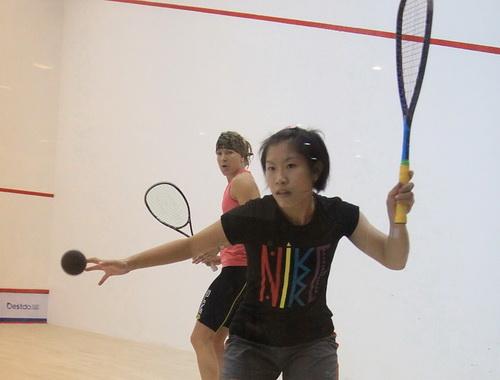 16名选手参加晋级2013年中国公开赛正赛角逐