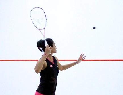 中国公开赛预赛的角逐 荻皮卡VS特恩布尔