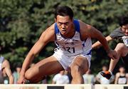 [组图]-全国冠军亮相扬州大学第18届田径运动会