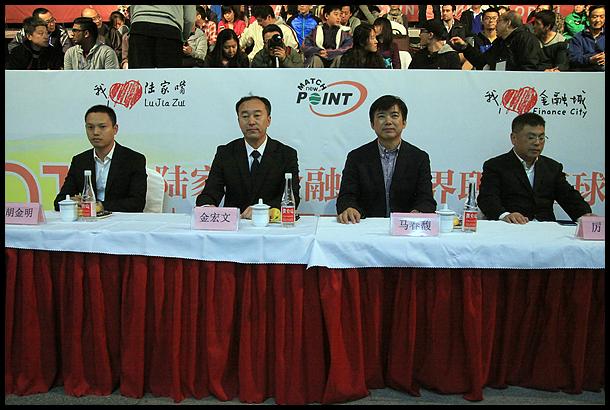 世界职业壁球中国公开赛决赛在双辉玻璃球场举行