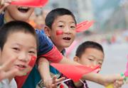 中国田径协会公布2013年中国马拉松十大精彩图片