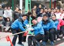 [组图]济南铁路局体育协会用拔河比赛凝练职工队伍