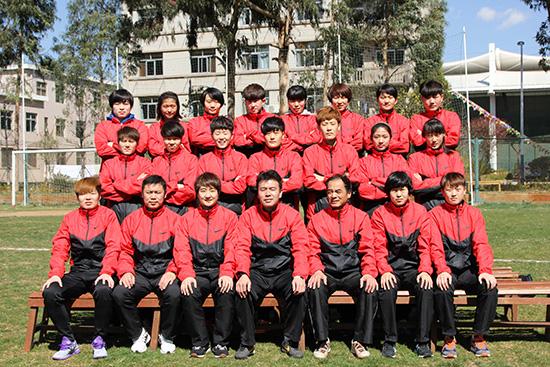 天津女足—女足—中国足球协会乙级联赛