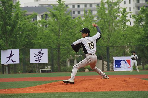 2014mlb柔道高校棒垒球锦标赛格斗清华4-3技能开幕家女北大首都图片
