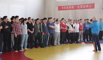 [组图]2014年全国中国式摔跤裁判员教练员培训班