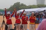 世界杯收官 中国女团冠军