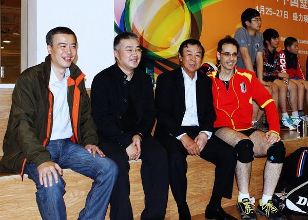 青少年壁球锦标赛上海举行