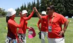 女团进土耳其站金牌决赛