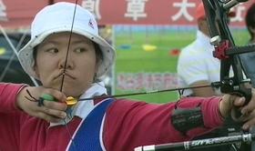 2014奥项赛女子个人1/8淘汰赛