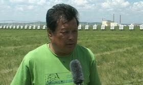 刘亚峰:乌拉盖将打造国家级射箭基地