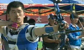 2014奥项赛男子个人1/8淘汰赛