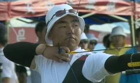 2014奥项赛男子个人1/4淘汰赛