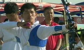 2014奥项赛男团金牌决赛