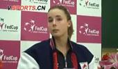[视频]-科内赞李娜毫无破绽 希望获08奥运资格