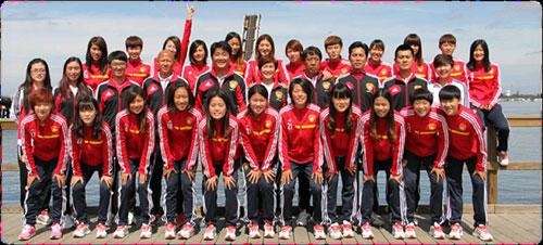 中国国家青年女子足球队
