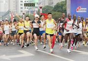 [组图]-2014凉都·六盘水夏季国际马拉松赛集锦