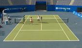 ITF女子网球武汉站 刘方舟vs韩馨蕴