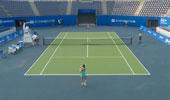 ITF女子网球武汉站 郑赛赛vs加藤美优