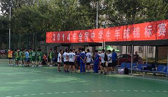 中国 手球/2014年全国中学生手球锦标赛圆满结束
