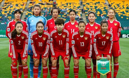中国国青女足将迎生死战