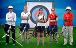 Nanjing 2014 Youth Olympians: recurve girls' edition