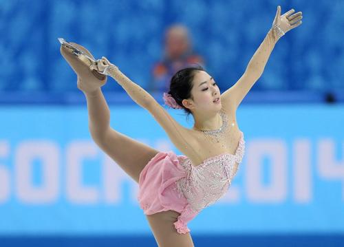 全国花样滑冰大奖赛落户鹤城