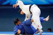 陈飞获亚运会女子-70公斤级柔道铜牌