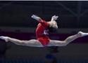 亚运体操女团 中国队夺冠