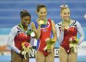 体操世锦赛女子跳马决赛