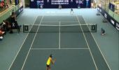 深圳中国网球大奖赛 唐好辰2-0武美琪