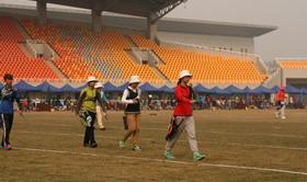 全国室外射箭锦标赛女子个人第一70米(2)