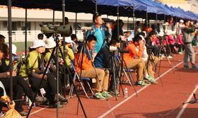 2014年全国室外射箭锦标赛男子个人第二70米排名赛(2)