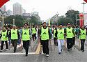 [组图]2014年全国老年人健步走大联动重庆启动