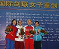 萨斯力克伦敦奥运冠军 女重世界杯徐州站封后