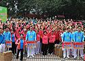 [组图]2014年深圳市柔力球展示大会精彩瞬间