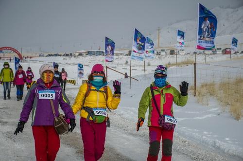 2014中国•张掖全国冬季山地户外邀请赛