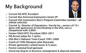 美国体操运动发展概览-FIG技术委员会史蒂文